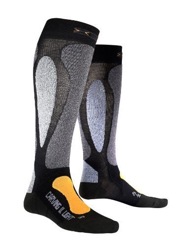 X-Socks Uni Funktionssocke Merinowolle Ski Carving Ultra Light