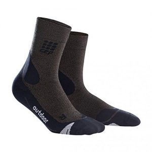 CEP Damen Dynamic+ Outdoor Merino mid-cut Socks WP4C