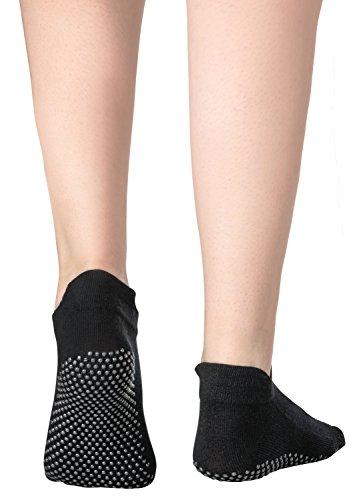 rutschfest Pilates Tanz Yoga-Socken f/ür Damen rutschfest Barfu/ß-Socken f/ür Ballett